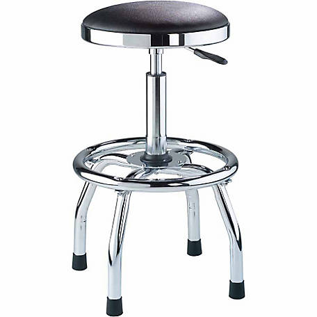 Big Red Pneumatic Swivel Stool