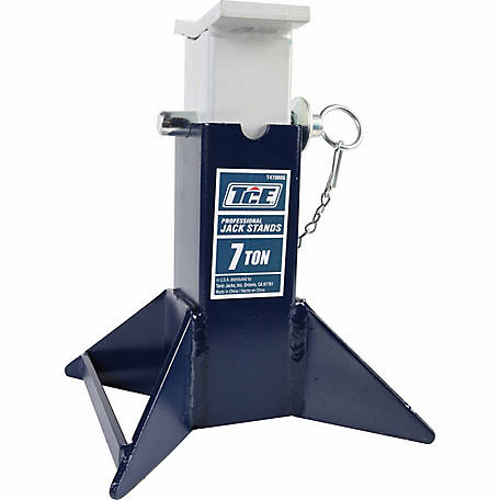 Big Red 7 Ton Square Tube Support Stand