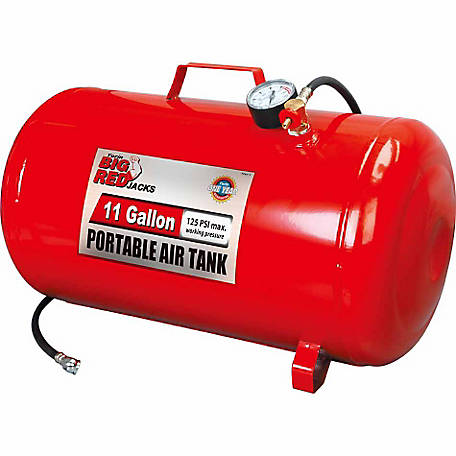 Big Red 11 Gallon Portable Air Tank