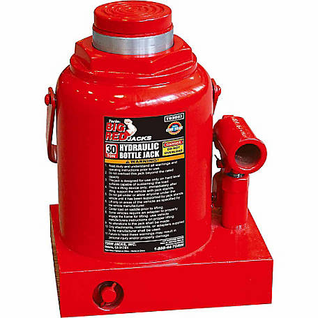 Big Red 30 Ton Bottle Jack