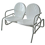 Buffalo Tools Double Seat Glider Chair