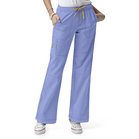 WonderWink Women's Four-Stretch Sporty Cargo Pant