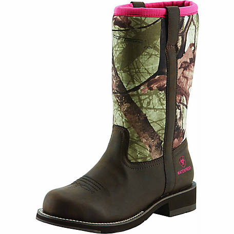 Ariat Women's 10 in. All Weather Boots
