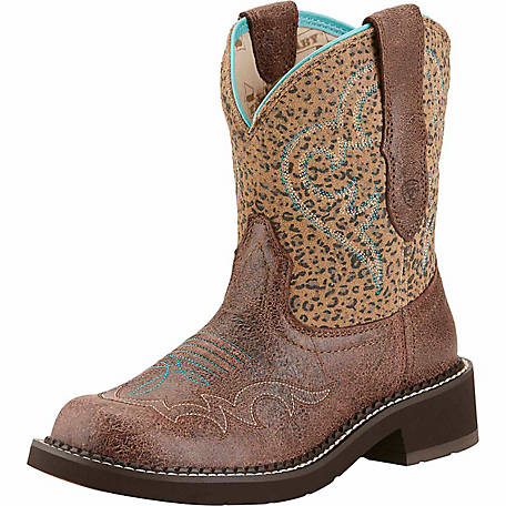 7de492e2590 Ariat Women's Fatbaby Heritage Harmony Boot at Tractor Supply Co.