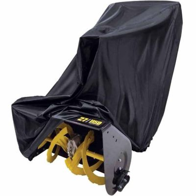 Gulf Stream Snow Blower Cover; Fits Most Hand Pushing Snow Blowers