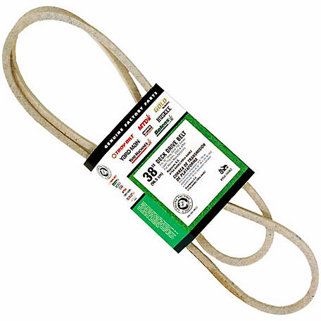 MTD Genuine Parts 38 in. Deck Drive Belt