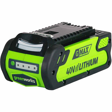 Greenworks G-MAX 40V 2Ah Li-Ion Battery