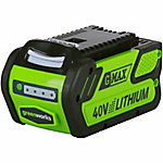 Greenworks G-MAX 40V 4Ah Li-Ion Battery