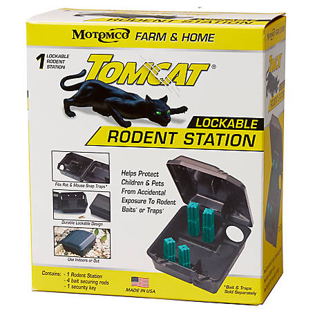 Tomcat Rodent Station, 33473