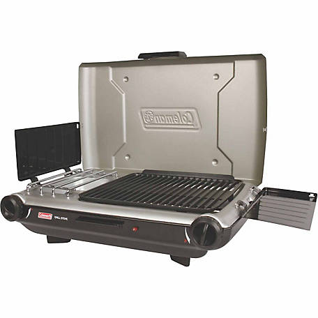 Coleman Grill/Stove, PPN EI