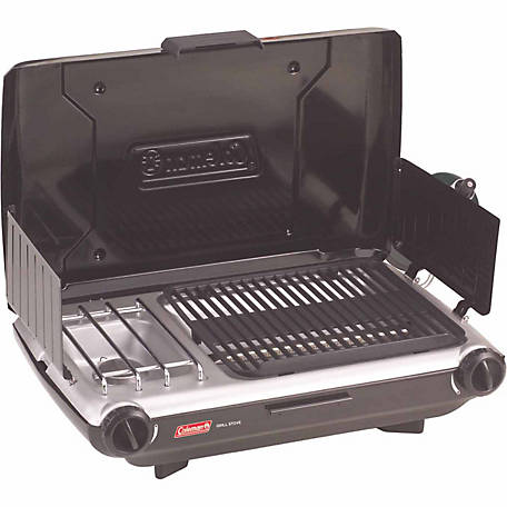 Coleman Grill/Stove, PPN ML
