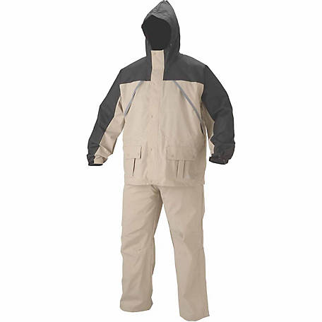 Coleman Apparel PVC/Nylon Suit