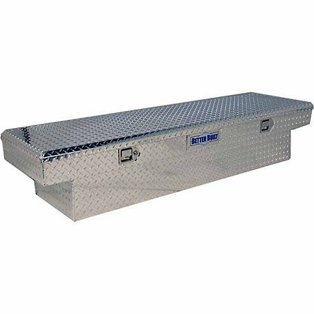 Better Built 61-1/2 in. Crossover Single Lid Truck Tool Box