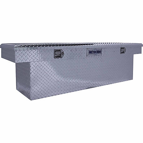 Better Built 70 in. Crossover Single Lid Deep Truck Tool Box