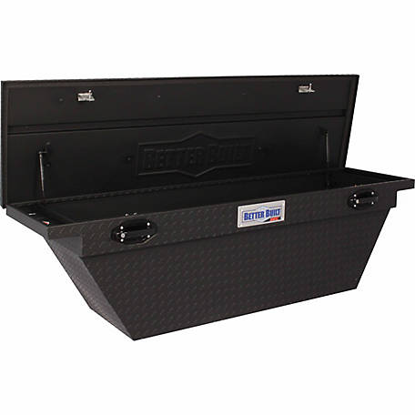 Truck Chest Tool Box >> Better Built 60 In Crossover Single Lid Lo Pro Truck Tool Box Black