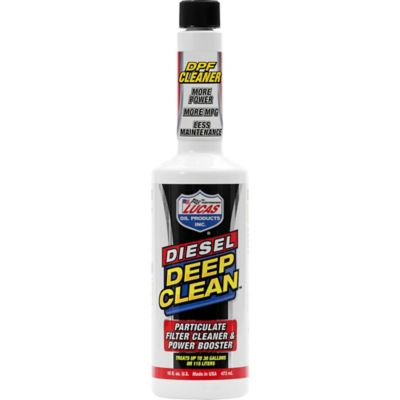 Buy Lucas Oil Products Diesel Deep Clean; 1 pint Online