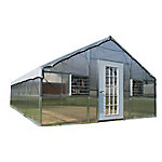 Riverstone 16 ft. x 24 ft. Jefferson Premium Educational Greenhouse