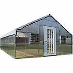 Riverstone 16 ft. x 30 ft. Jefferson Premium Educational Greenhouse