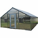 Riverstone 12 ft. x 24 ft. Whitney Premium Educational Greenhouse