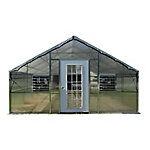 Riverstone 16 ft. x 30 ft. Wallace Premium Educational Greenhouse