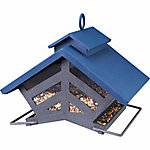 Audubon Chalet Deluxe Double Sided Hopper Feeder