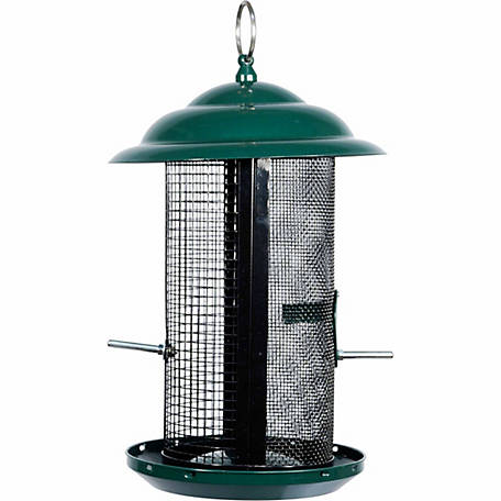 Woodlink Combination Nyjer/Mixed Seed Mesh Feeder