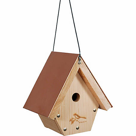Woodlink Coppertop Hanging Wren House