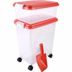 Shop IRIS 3 pc. Airtight Pet Food Storage at Tractor Supply Co.