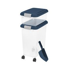 Shop IRIS 3 pc. Pet Food Storage at Tractor Supply Co.