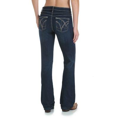 ca750054769 Wrangler Women s Cowgirl Cut Ultimate Riding Jean