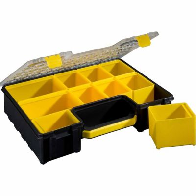 Stack-On Deep Cup Organizer - Yellow