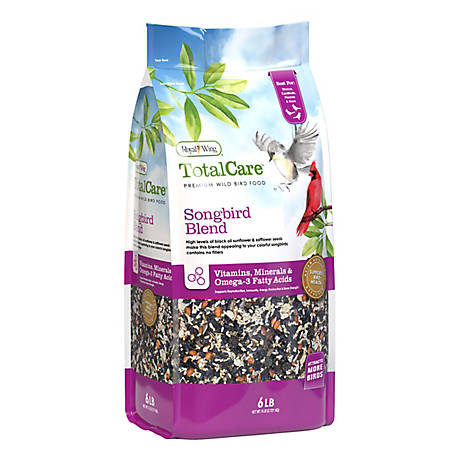 Royal Wing Total Care Total Care Songbird Blend, 6 lb.