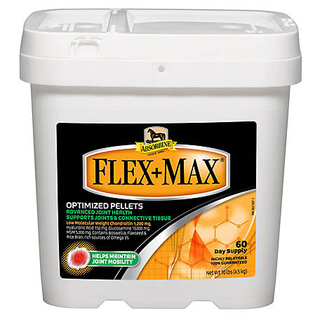 Absorbine Flex+Max, 10 lb. Tub