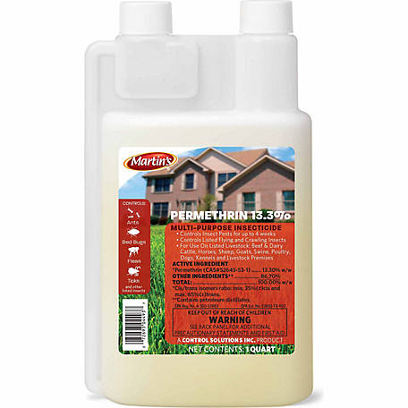 Control Solutions Permethrin 13 3%, 32 oz  at Tractor Supply Co