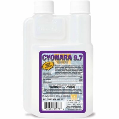 Control Solutions Martin's Cyonara 9.7 (Lambda-Cyhalotrin) Insecticide; 8 oz.
