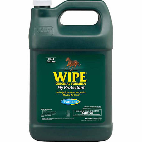 Farnam Wipe Original Fly Protectant, 1 gal.