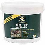 Farnam Horse Health H. B. 15 Hoof Builder Supplement, 7 lb. Pail