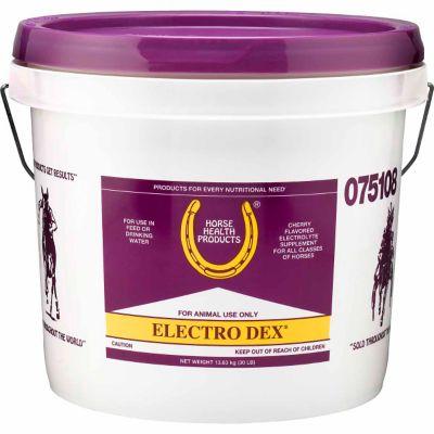 Buy Horse Health Electro Dex Electrolytes; 30 lb. Pail Online
