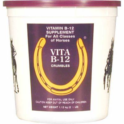 Buy Horse Health Vita B12 Crumbles Supplement; 2-1/2 lb. Pail Online