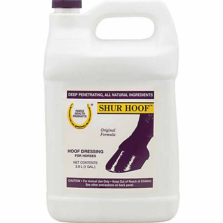 Farnam Shur Hoof Dressing No Brush, 1 gal.