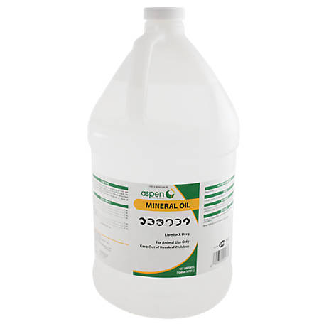 Aspen Vet Resources Mineral Oil, 1 gal.