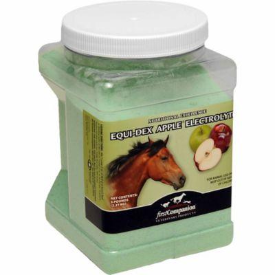 Buy First Companion EQU-Dex Apple Electrolyte; 5 lb. Pail Online