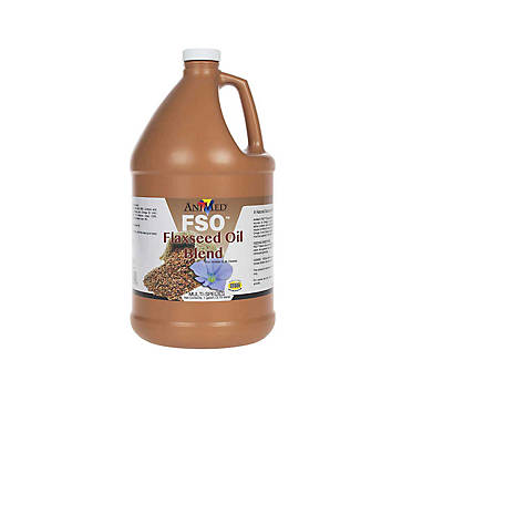 AniMed Flaxseed Oil, 1 gal.