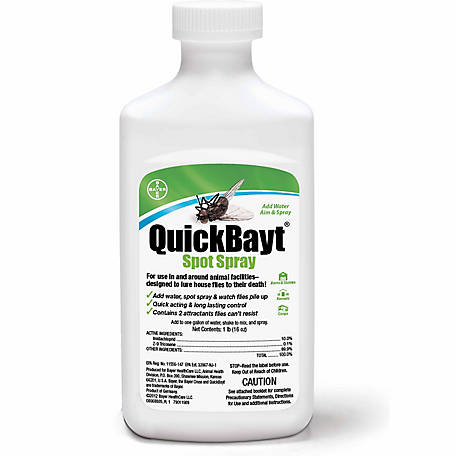 Bayer QuickBayt Spot Spray, 1 lb.