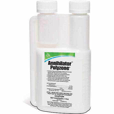 Bayer Annihilator Insecticide Premise Spray 1 Qt At Tractor Supply Co
