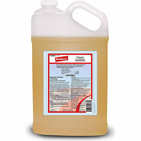 Elanco Standguard Pour-On Insecticide, 4-1/2 L