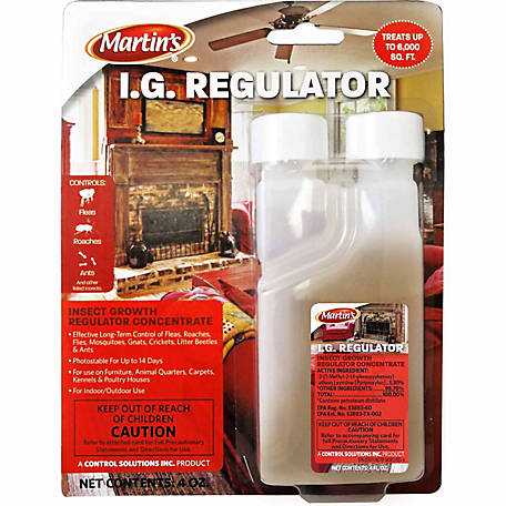 Martin's Insect Growth Regulator, 4 oz.