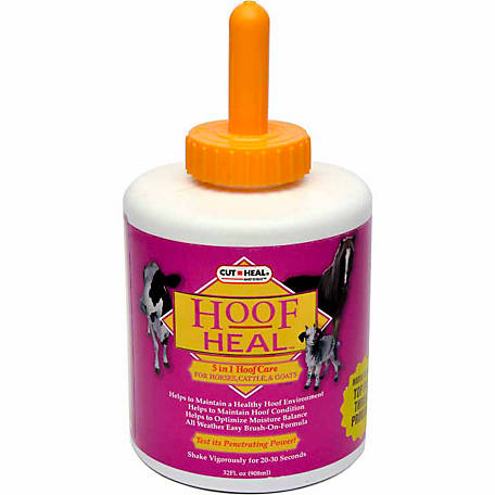 Cut Heal Hoof Heal, 32 oz.