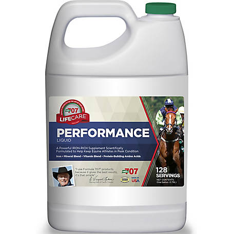 Formula 707 PerformanceMx Essentials, 1 gal.