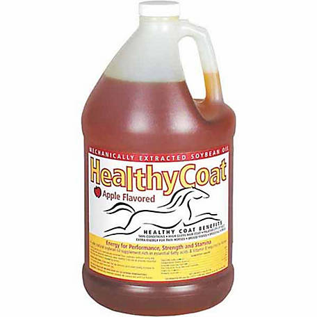 Healthycoat Healthycoat Equine Formula Liquid Feed Supplement, 2-1/2 gal.